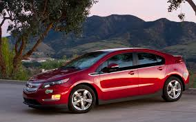 Three More Miles: 2013 Chevrolet Volt Re-Rated at 38 Miles of EV ...