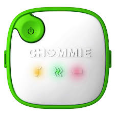 Chummie Elite Bedwetting Alarm With 5 Tones Vibration And One Drop Detection Technology Green