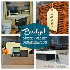 cool home office ideas mixed. organization on a budget small home big ideas for an officeinacloset cool office ideas mixed