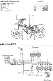 yamaha dirt bike wiring diagram motorcycle awesomeness yamaha dirt bike wiring diagram