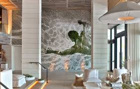 the 1hotels south beach lobby s living wall takes some beating