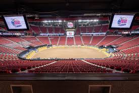 Thomas And Mack Nfr Seating 2019
