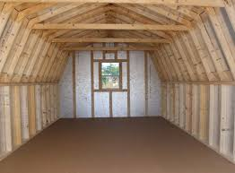 gambrel roof shed vs gable roof shed which design is