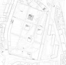 Site plan drawing © courtesy of ensamble studio