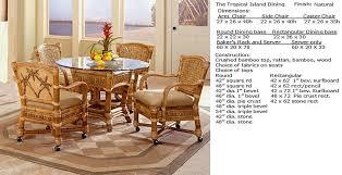 tropical dining room furniture. [Details 1] 2] Tropical Dining Room Furniture T