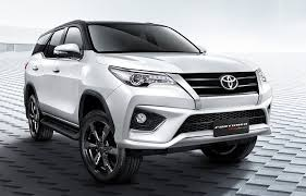 2018 Toyota Fortuner - Specs, Engine Options and Price