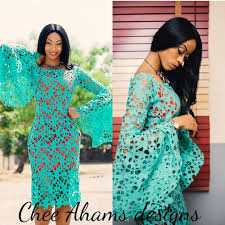 Lace African Dresses Design 2018 Dripping Hot Aso Ebi Styles Perfect For The Season African