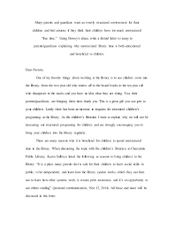 child development essays co child development essay letter to parents