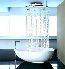standing in shower standing in shower stand up tub shower s s freeing standing tub shower curtain standing in shower