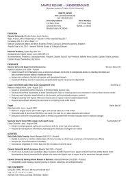 Scholarship Resume Format Best Best Resume Format Sample Resume Format Canada Anhaeuser
