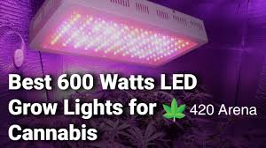 Amazon Led Grow Light Reviews Best 600w Led Grow Lights For Cannabis Complete List With Features Details 2019