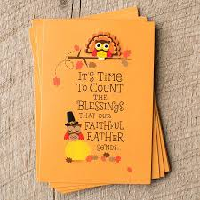 8 Thanksgiving Greeting Cards Its Time To Count The Blessings