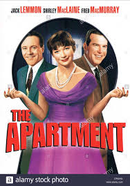 Jack Lemmon Shirley Maclaine Fred Macmurray Poster The Apartment
