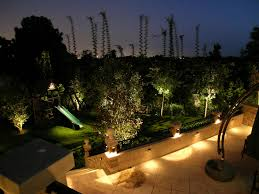 image of led landscape lighting fixtures
