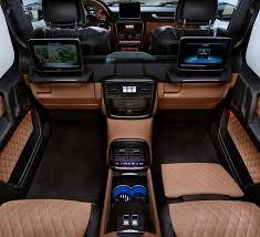 2018 maybach g wagon. exellent wagon firstclass rear seats in 2018 maybach g wagon d