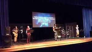 Shout - God be praised! (by Chris Tomlin). Door Creek Church ...