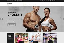 34 best wordpress fitness themes 2018 for gym fitness centers and crossfit groups