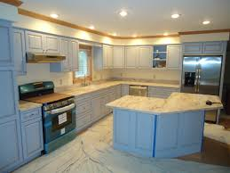 solid surface countertops. Kitchen Was Completed With \ Solid Surface Countertops T