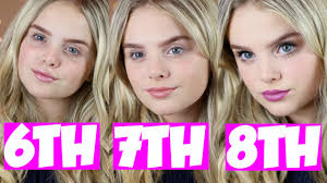 charming sixth grade makeup for back to makeup 6th 7th 8th grade you of