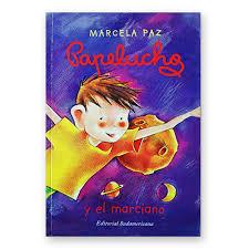 Resultado de imagen de Papelucho Y El Marciano Marcela Paz