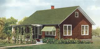 Roof Colors of Early Houses