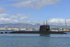 Us Submarine Classes Chart