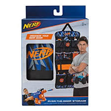 Get it as soon as wed, jun 30. Amazon Com Nerf Elite Over The Door Storage Toys Games