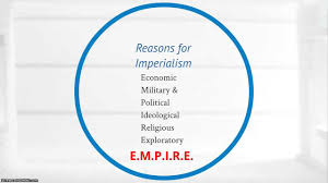 Reasons For Imperialism Empire Motives For Imperialism Youtube