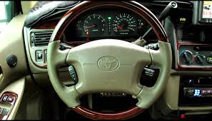 2001 Toyota Sienna – pictures, information and specs - Auto ...