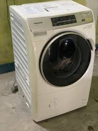 Máy giặt cũ nội địa Panasonic NA-VH300L giặt 7kg 2013 nhỏ gọn