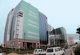 microsoft office building. Canon And Microsoft Office Building, At Gurgaon, India. Building L