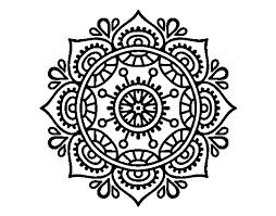 Disegno Di Mandala Per Rilassarsi Da Colorare Acolorecom