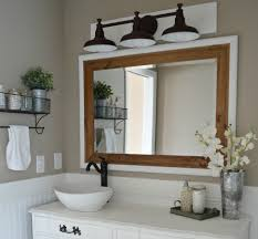 vintage bathroom lights farmhouse home design