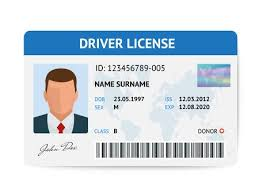 Clipart License Station Drivers »