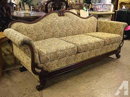 victorian style sofa. GORGEOUS VICTORIAN-STYLE SOFA|EUGENE LIQUIDATORS - $325 Victorian Style Sofa