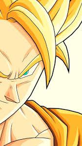 Minimalistic Saiyans Dragon Ball Z Son Goku Wallpaper
