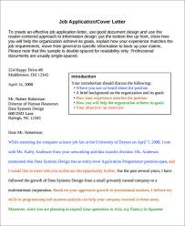 job cover letter enclosure sample should a cover letter be double spaced