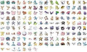 Pokemon Chart Gen 4 Pokemon Go Evolution Chart Of All Generations Complete List