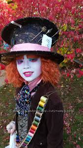went mad making this mad hatter costume