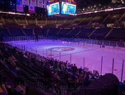 Veterans Memorial Coliseum Virtual Seating Chart Nassau Veterans Memorial Coliseum Section 114 Seat Views