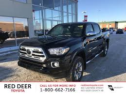 New 2018 Toyota Tacoma 4 Door Pickup in Red Deer, AB J7038