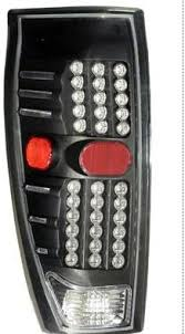 lighting chevy chevrolet avalanche truck accessories anzo black led taillights for 2002 2006 chevy avalanche