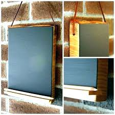 chalkboard wall hanging chalkboard with hooks wall hanging distressed framed also and wood chalkboards chalk planner