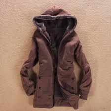 free fur lining women s fur coats winter warm long coat jacket clothes whole