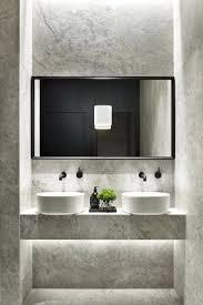 office toilet design. Clean Simple Bath At Pdg Melbourne Head Office By Studio Tate Yellowtrace Bathroom Design Ideas Toilet Designs E
