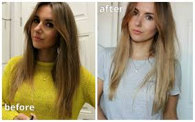 beauty le chic the perfect diy dip dye with l oreal intense ombrés kit