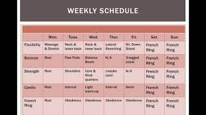 weekly schedule example weekly schedule example magdalene project org