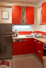 Kitchen Interior Design For Small Spaces In India In 2019 Id