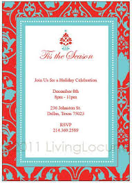 Free Holiday Party Templates Christmas Party Printable Invitation Templates Free