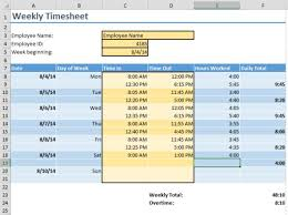 Employee Time Clock Calculator Calculating Time With Excel Formulas Pryor Learning Solutions